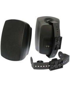 Indoor/Outdoor Wallmount 2-Way Speakers Black BL520 1 Pair (2pc)