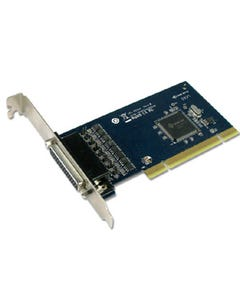 4-port Industrial RS-422/485 Universal PCI Board