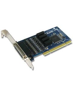 4 Port RS-422/485 Universal PCI Card w/ Surge & Isolation