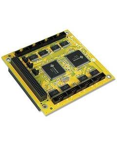 8 Port RS-232 PCI/104 Module Board