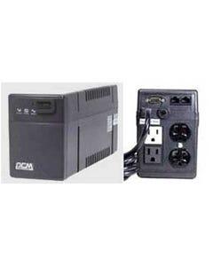 Powercom UPS Battery Backup BNT-800AP, 3 UPS+1 Surge 800VA