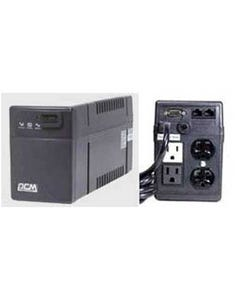 Powercom UPS Battery Backup BNT-800AP, 3 UPS+1 Surge 800VA
