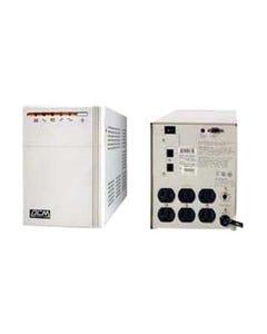 Powercom UPS Battery Backup KIN-2200AP, 6 UPS + 0Surge 2200VA/1320W