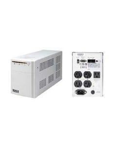 Powercom UPS Battery Backup KIN-1000AP, 1000VA, 4+1 Outlets
