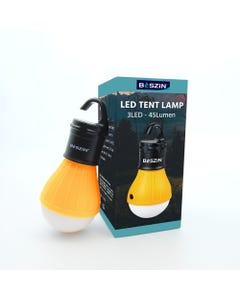 Soft Light Indoor/Outdoor LED Hanging Lantern