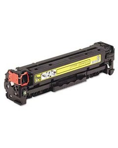 Replacement Yellow Toner Cartridge for HP CC532A