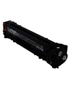 Replacement Black Toner Cartridge for HP CB540A