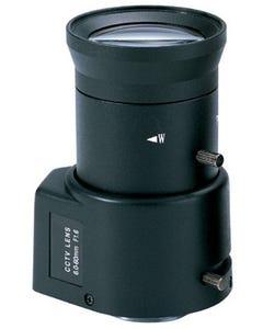"6.0mm~60.0mm Auto Iris Vari-Focus F1.6 1/3"" Lens / CS Mount OK-LEN0660DC"