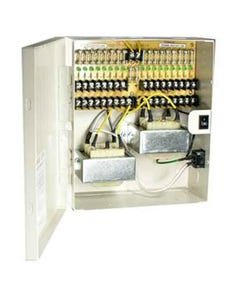 18 Port AC24V 15Amps Power Supply Box, OA-P24AC18P-15