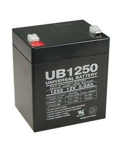 12V 5Ah SLA Battery
