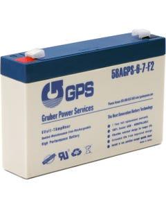 6V 7AH Battery