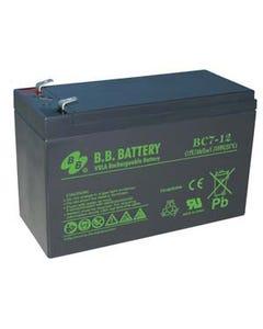 12V 7Ah Battery T2 Terminal, BC7-12-T2