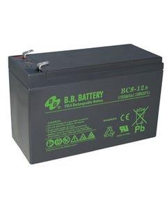12V 18Ah Battery T2 Terminal, BC18-12-T2