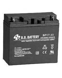 12V 17Ah Battery B1 Terminal, BP17-12-B1