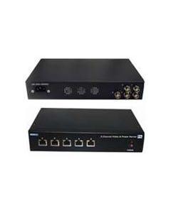 5-CH Passive Video Balun w/DC24V Power Supply