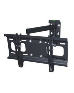 "Flat TV Mount 32~55"" Tilt/Swivel, PA-924, Black"