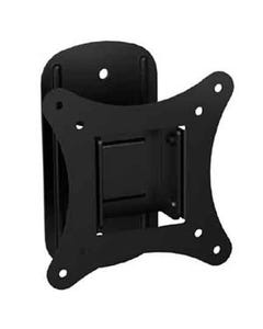 "Flat TV Mount 10""~25"" Tilt/Swivel BARL230S1 Black"