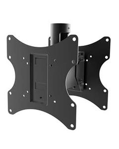 "Flat TV Back to Back 1.5"" NPT Ceiling Dual Mount 200x200mm CE8-0522"
