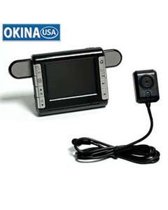 Urtura Mini Mobile DVR with Camera System Okina MDR-101CK