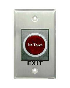 No touch Door Release Exit Sensor No Touch