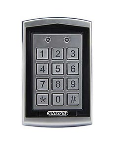 Sealed Housing Weatherproof Stand-Alone Keypad with Proximity Card Reader