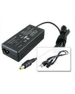 Replacement Gateway AK.065AP.013 65Watt Laptop AC Adapter 19V 3.42A with 5.5x1.5mmB Plug