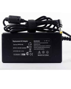 Replacement Compaq 90Watt AC Adapter/ Battery Charger 19V 4.74A (5.5x2.5mmB)