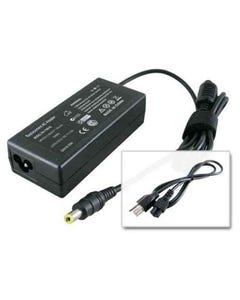 Replacement Compaq 65Watt AC Adapter Charger 18.5V 3.5A (4.8x1.7mmB)