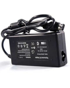 Replacement Compaq 90Watt AC Adapter Charger 18.5V 4.9A (Oval Multi-Pin)