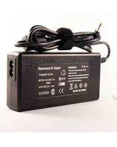 Replacement Toshiba 75Watt AC Adapter Charger 19V 3.95A (5.5x2.5mmB, 2-Prong)