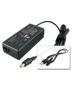 Replacement Compaq Presario CQ Series 65Watt 18.5V 3.5A AC Adapter Smart-pin
