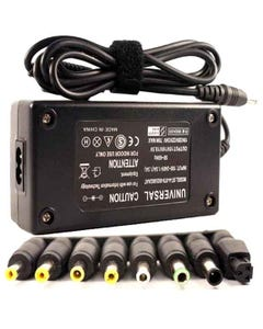 Universal Laptop AC Adapter 70Watt Variable 7 DC Voltages Output