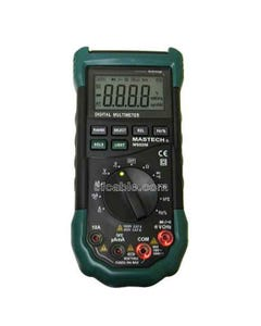 Mastech MS8268 AC/DC Auto/Manual Range Handheld Digital Multimeter