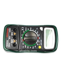 Mastech SinoMeter MAS830L Digital Multimeter Pocket DMM with Data Hold