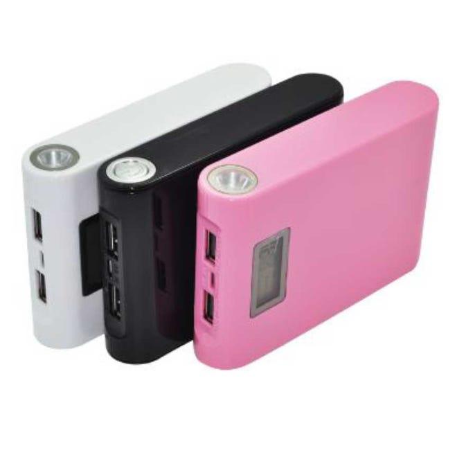 10400 mAh USB Power Bank Charger