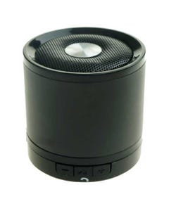 Bluetooth Hand Free Mini Speaker Black