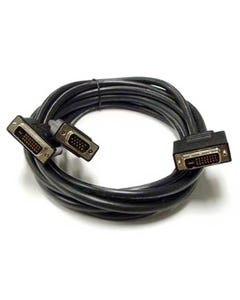 Linkskey 6ft Monitor Y Cable for DVI-I to DVI-D/VGA
