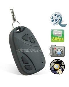 Car Key Hidden Camera