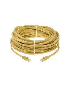 150ft Cat6 Unshielded (UTP) Ethernet Network Cable - Yellow