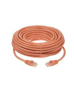 150ft Cat6 Unshielded (UTP) Ethernet Network Cable - Orange