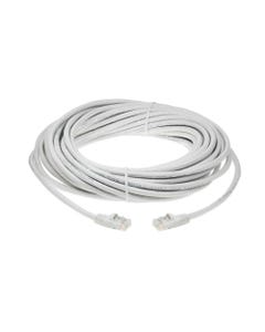 150ft Cat6 Unshielded (UTP) Ethernet Network Cable - White