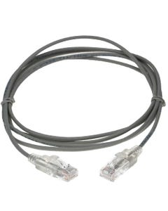 Cat 6 UTP Slim Ethernet Network Booted Cable