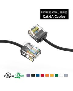 Cat6A UTP Super-Slim Ethernet Network Cable 32AWG