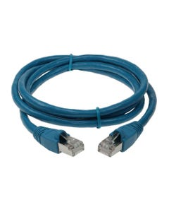 Cat 6A Shielded (STP) Ethernet Network Cable
