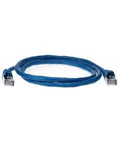 100ft Shielded  (SSTP) CAT7 Network Ethernet Booted Cable
