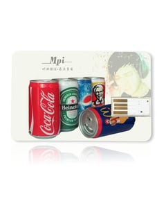 USB Soda Can Flash Drive