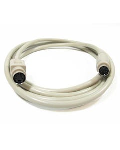 6ft MiniDin4 M/F 4C Extension Cable