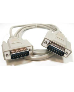 DB15 M/M MAC Video Cable