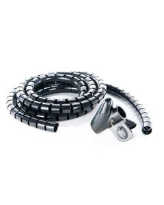 """1 1/4"""" Cable Organizer 10ft"""