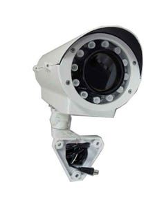 H-27K 12 Hi-Power IR LED Die Casting Aluminum Alloy Housing with Cable Management Bracket